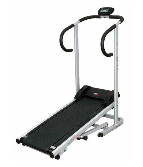 Lifeline Manual Treadmill Online