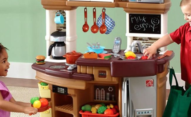 Step2 Lil Chef S Gourmet Kitchen Buy Step2 Lil Chef S