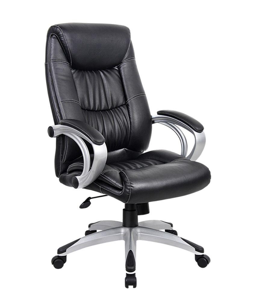 office chair online india bedroom silver nilkamal libra high back - buy at best ...
