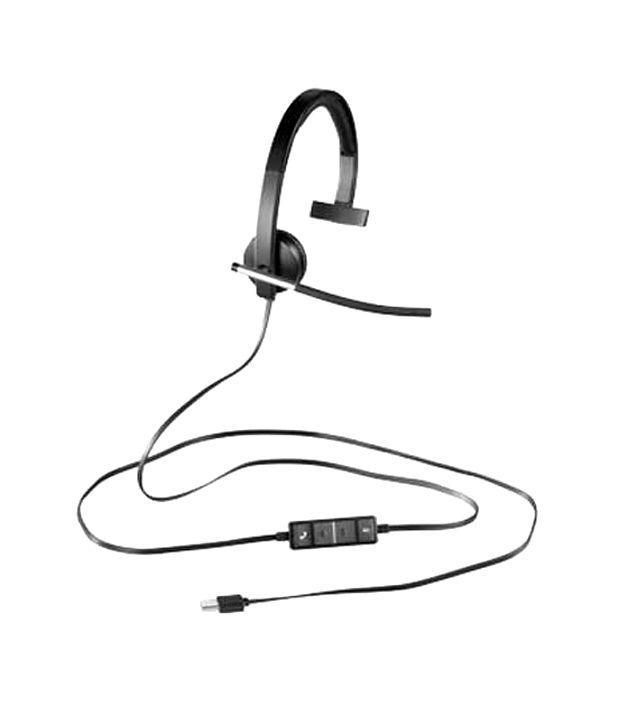 Buy Logitech Usb Headset Stereo H650E Online at Best Price
