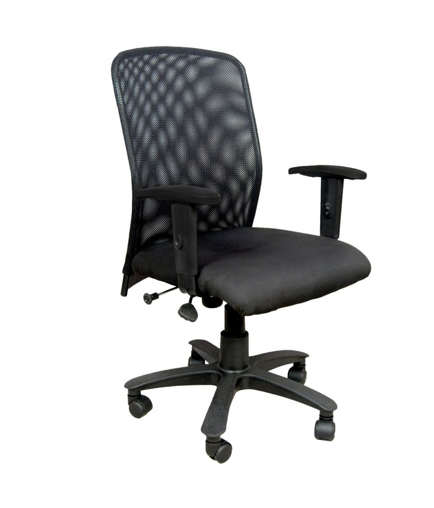 revolving chair rate real good net mesh arms office buy online at best prices in india on snapdeal
