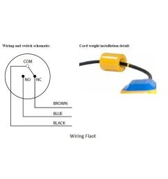 3 wire float switch wiring diagram wiring diagrams mechanical float switch bilge pump float switch [ 850 x 995 Pixel ]