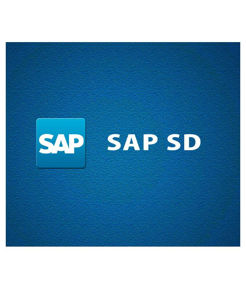 hight resolution of sap sd e certificate course online video training material technical support