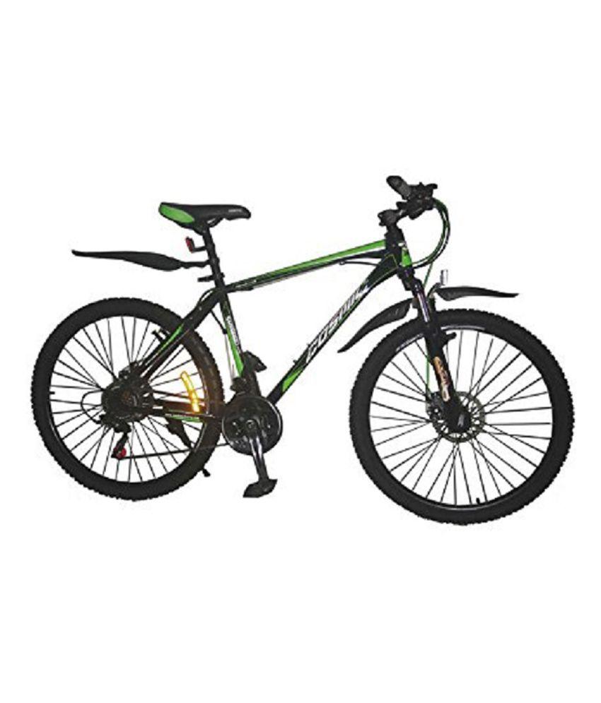 Cosmic Eldorado 1.0L 21 Speed Gear Multicolour Bicycle