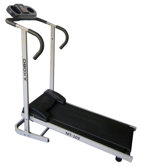Kobo Manual Treadmill Jogger Home Gym Cardio Fitness