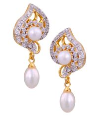 Hyderabad Jewels Multi Color Earrings: Buy Hyderabad ...