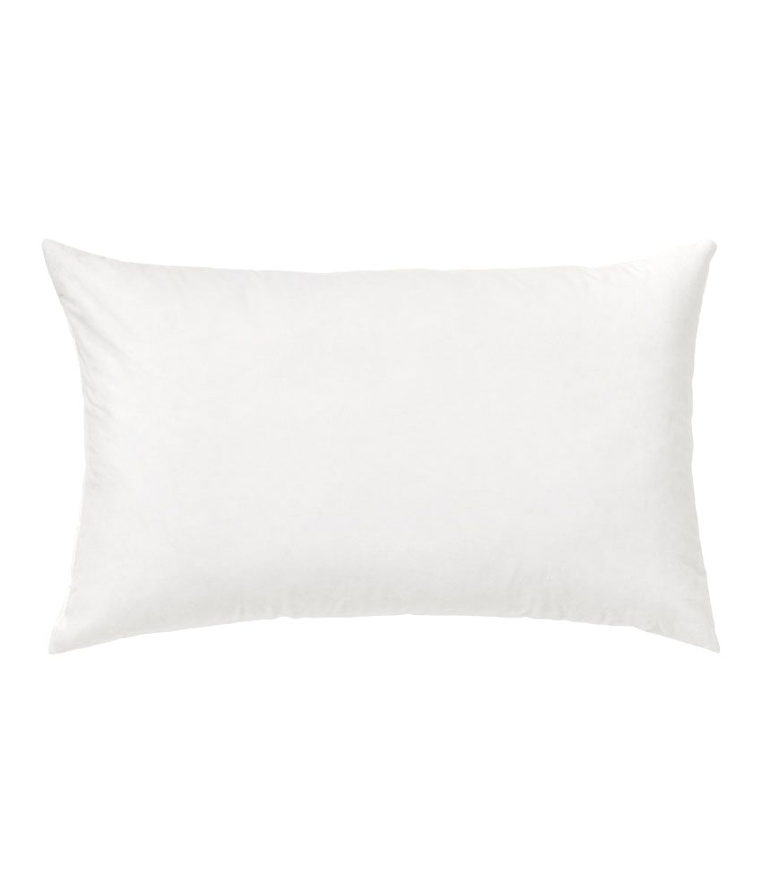 Tanishka Fabs White Cotton Special Pillow  Buy Tanishka