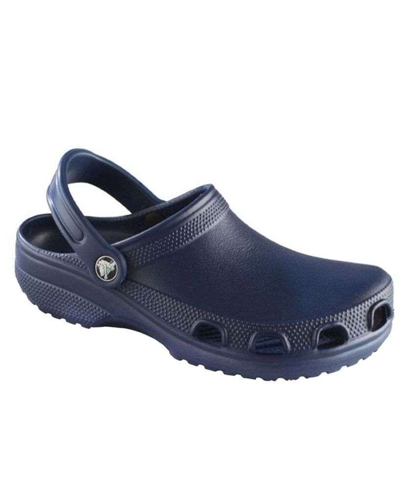 Crocs Navy Clog Shoes - Buy Crocs Navy Clog Shoes Online at Best Prices in India on Snapdeal