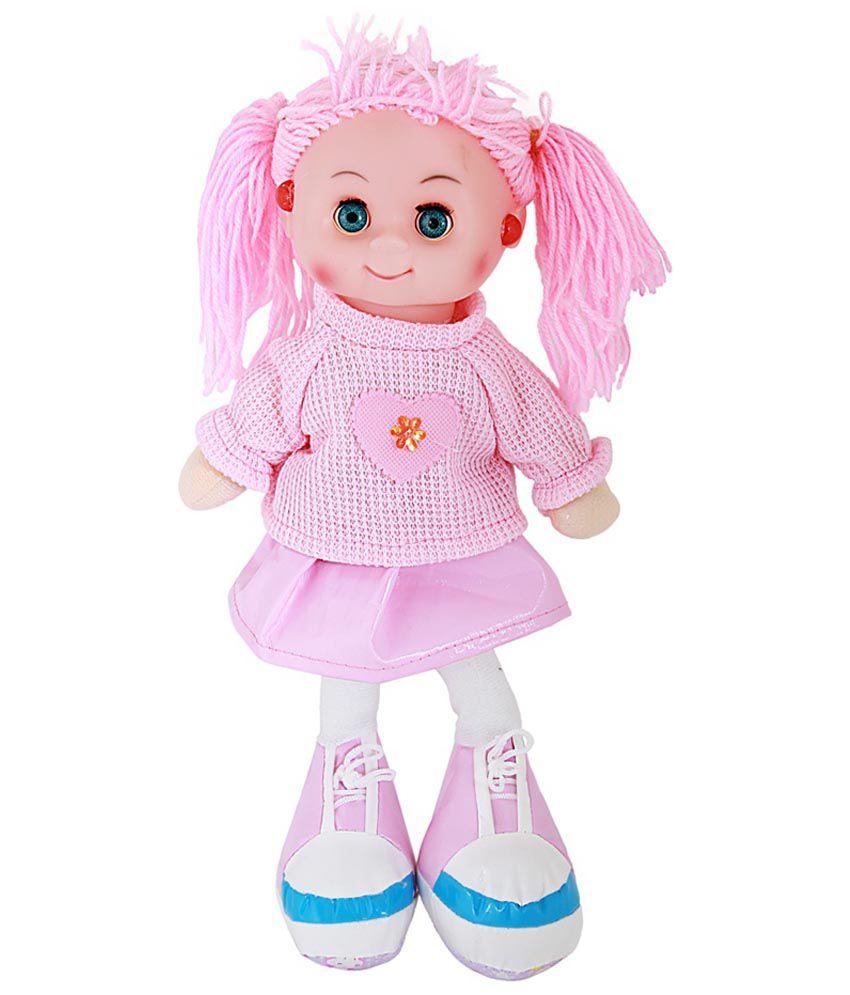 Ewi Pink Baby Doll