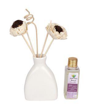 Aroma Decor Round Shape Electric Diffuser