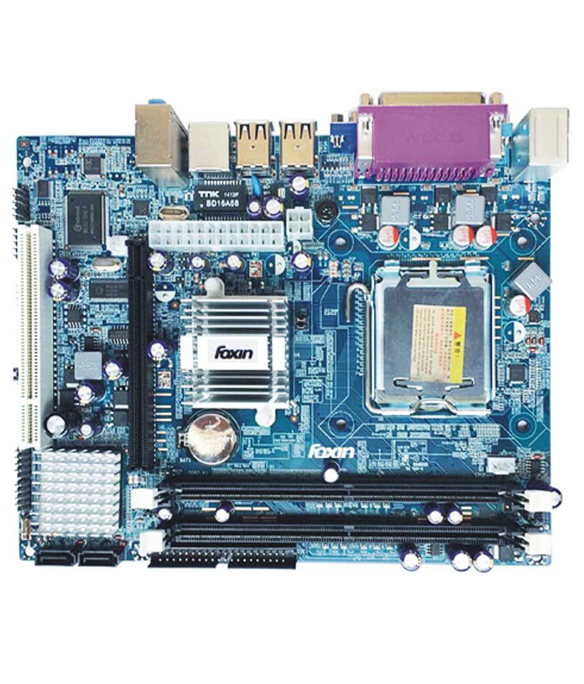 Foxin FMB-G31 Micro ATX DDR2 Motherboard - Buy Foxin FMB-G31 Micro ATX DDR2 Motherboard Online at Low Price in India - Snapdeal