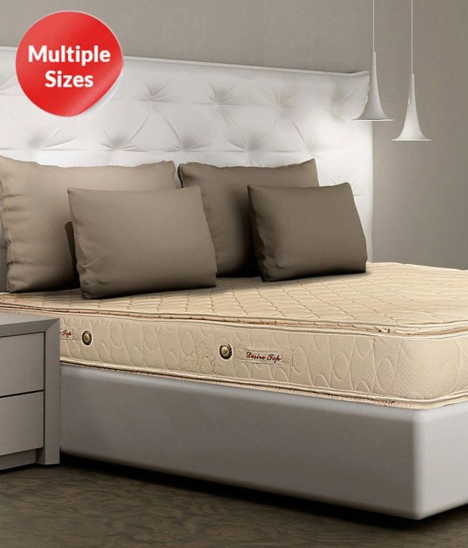 Kurlon Desiretop Luxury Spring Mattress