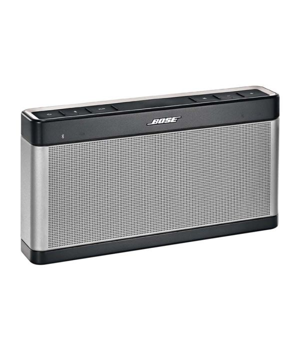 Bose Soundlink Iii Bluetooth Speaker - Online