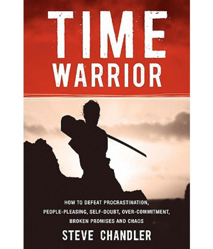 Time-Warrior-How-to-Defeat best book procrastination