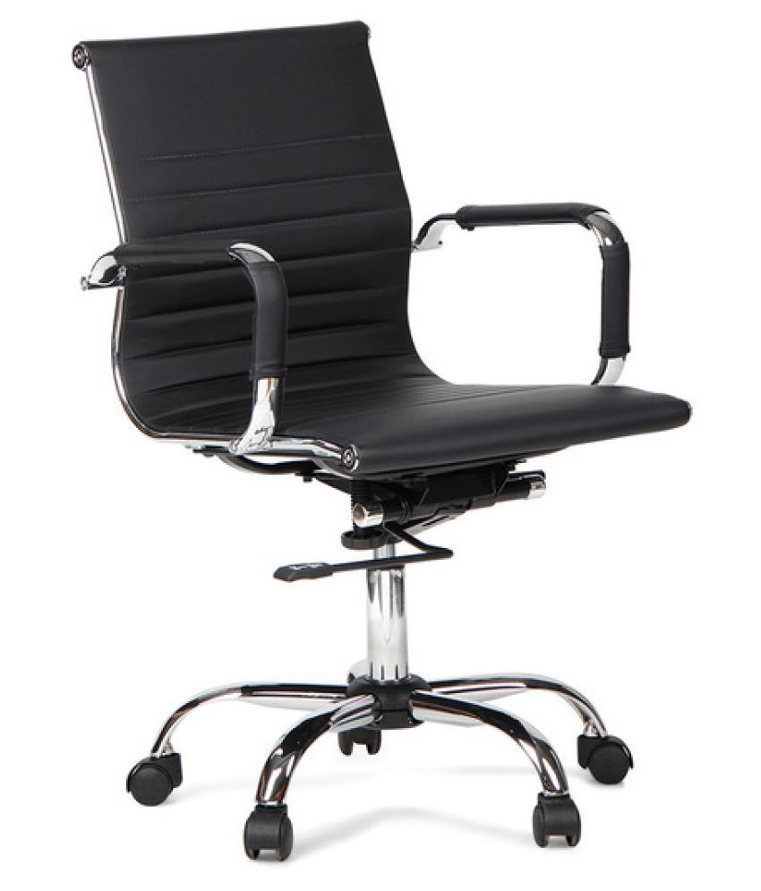 Sleek Medium Back Office Chair  Buy Sleek Medium Back