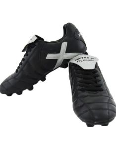 Vector  dynamic black football shoes also buy rh snapdeal