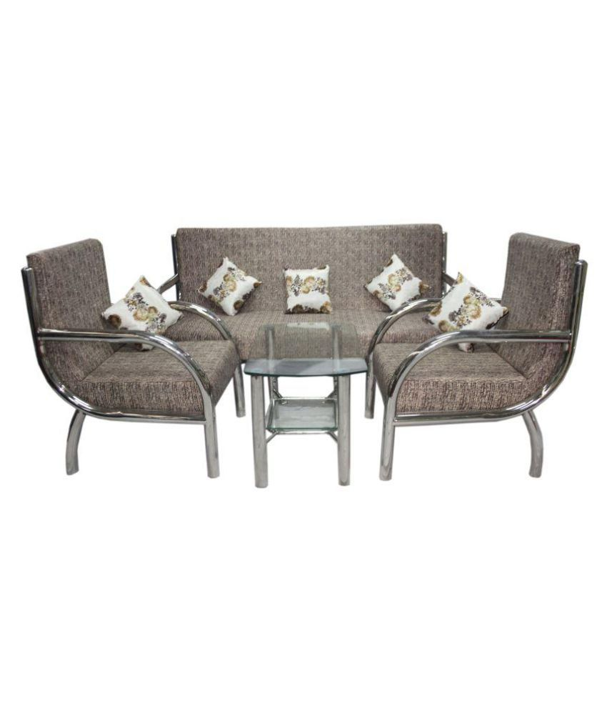 sofa set low cost comfortable buy steel online at price in india snapdeal