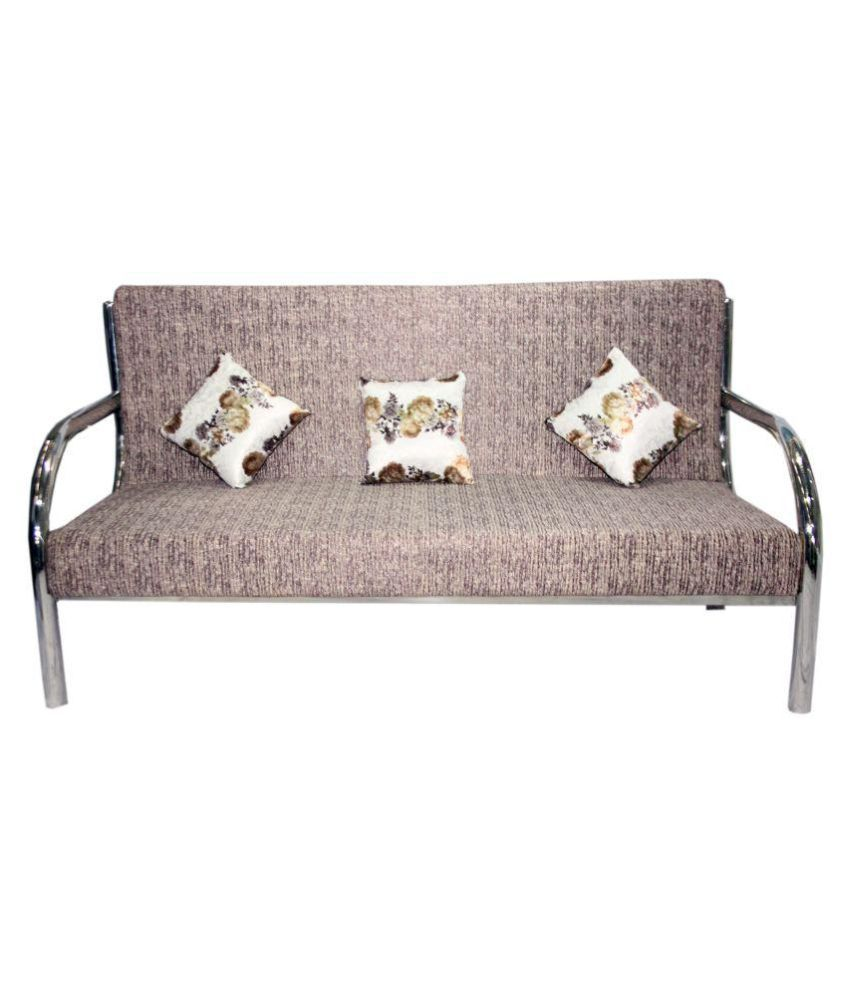 sofa set low cost gp canapele extensibile buy steel online at price in india snapdeal