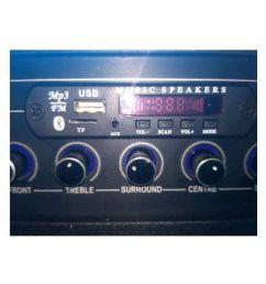 mtv sound x 5 1 channel hifi av amplifier bluetooth home theater audio 400w  [ 850 x 995 Pixel ]