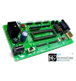 atmel 8051 development board max232 without at89s52 microcontroller ic support 89s51 xx  [ 850 x 995 Pixel ]