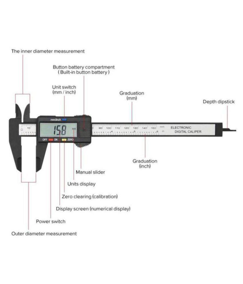 hight resolution of electronic gauge ruler digital digital caliper electronic gauge ruler digital digital caliper