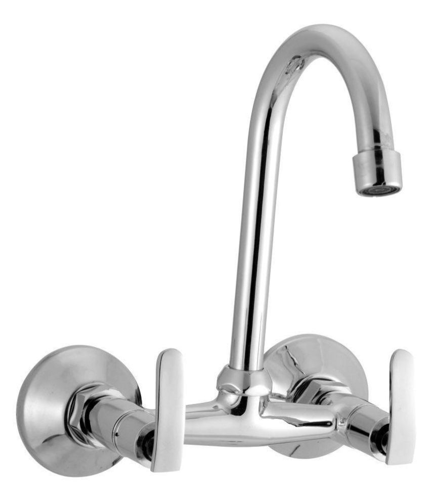 brass kitchen sink hampton bay cabinets buy sss wave tap cock online at low price