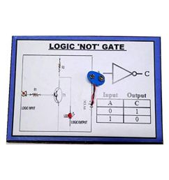 melody s logic not gate physics science working model buy melody s logic not gate physics science working model online at low price snapdeal [ 850 x 995 Pixel ]