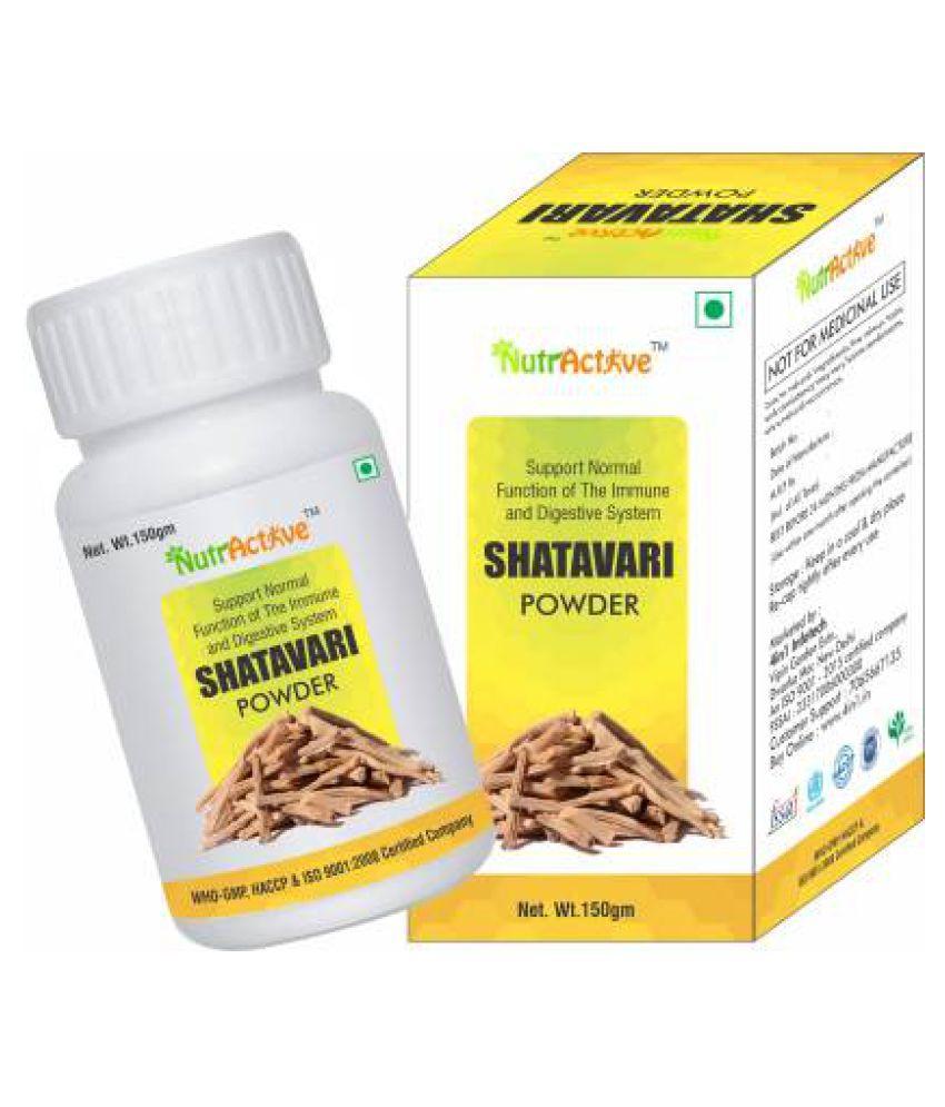NutrActive Shatavari Powder   Good For Digestive Tract ...