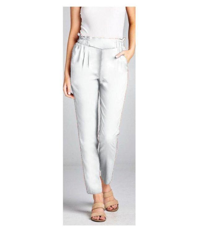 SEHJOZ Cotton Casual Pants