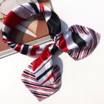 Fashion Women Square Head Scarf Wraps Scarves Ladies Printed Kerchief Neck Scarf Buy Online At Low Price In India Snapdeal