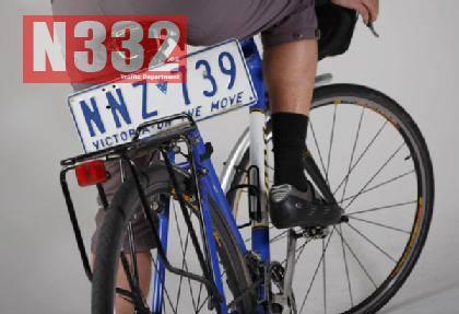 Bike Plates 2