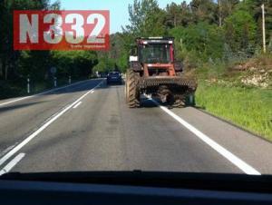 Overtaking Tractors 2