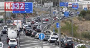 Phase 2 of Easter Traffic Operation Begins Today