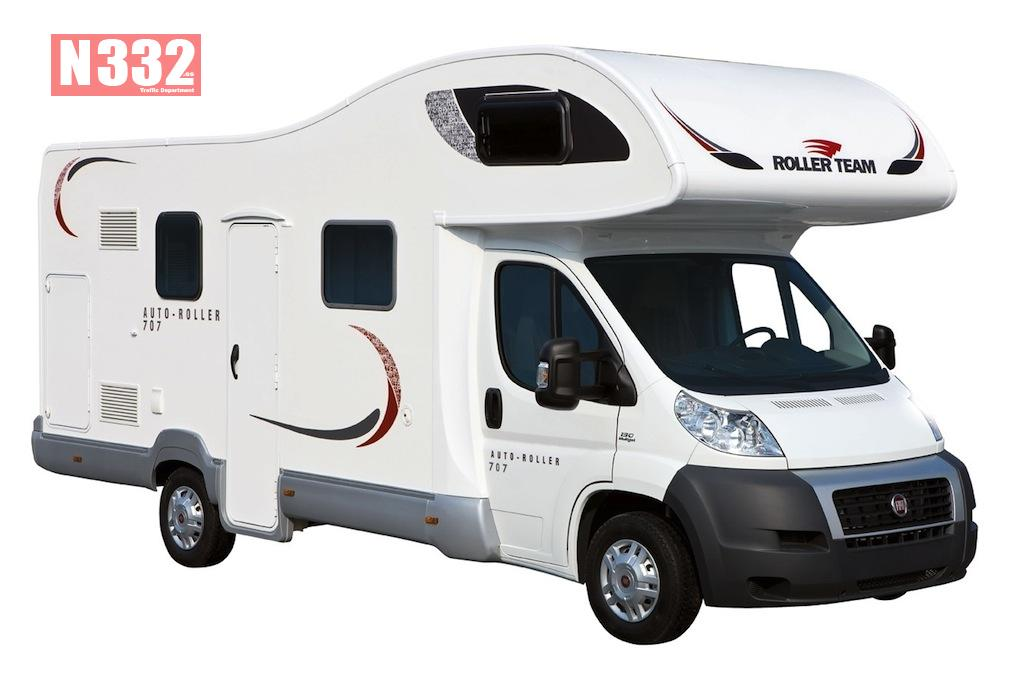 Motorhome and Campervan Legislation