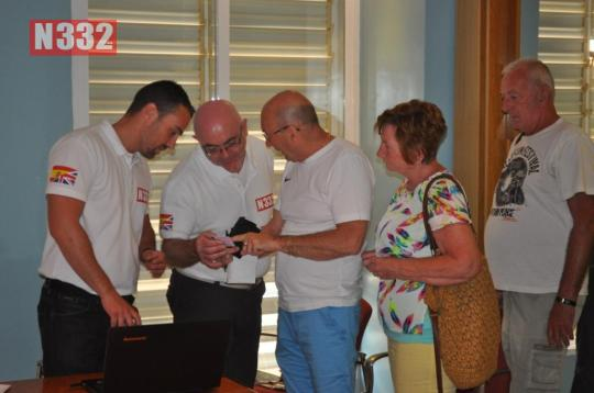 20150423 - Orihuela Town Hall Helps International Residents with Driving Talk (3)