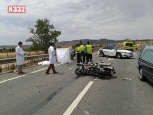Guardia Civil Officer Killed in Crash