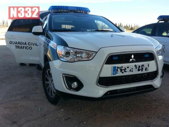 New Mitsubishi Traffic Cars Arrive in Orihuela (1)