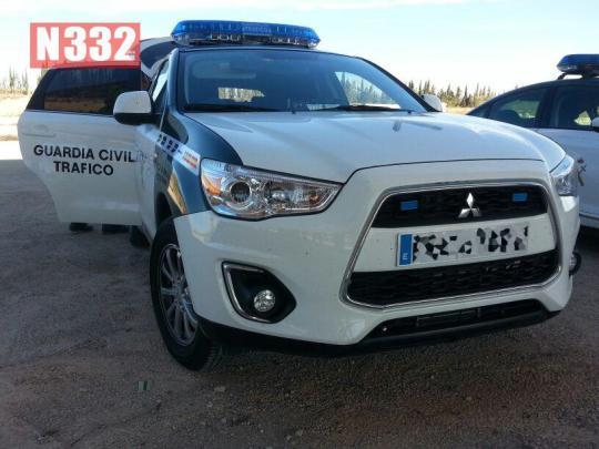 New Mitsubishi Traffic Cars Arrive in Orihuela (1)