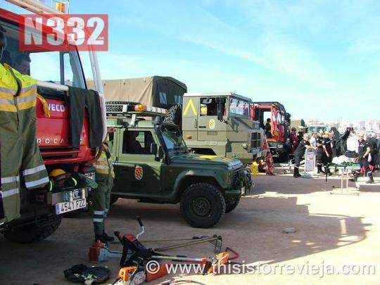 20150708 - Military Honoured in La Mata on Friday (4)