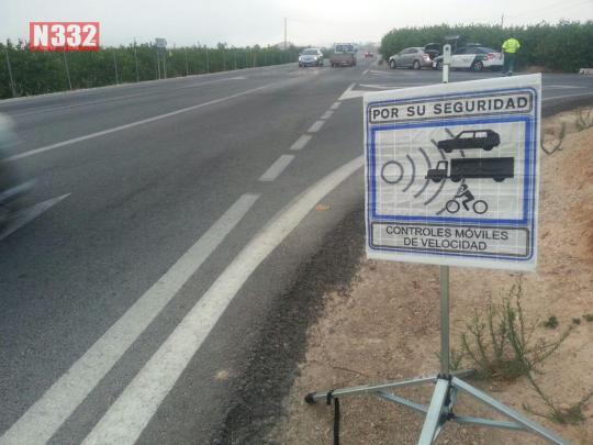 Radar Sign