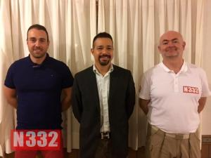 N332 Attended the first CLARO Friday Forum