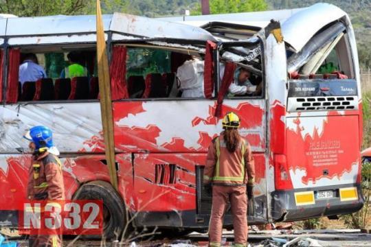Driver Fatigue Caused Deadly Coach Crash