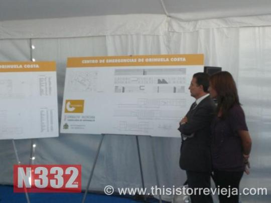 The original plans were made under the administration of Monica Lorente´s local government.