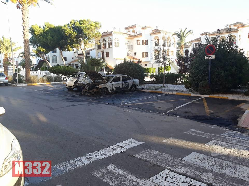 Witnesses Sought Following Orihuela Arson Attack