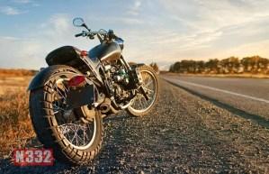 Motorbike Focus Ahead
