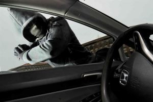 Vehicle Thefts Out of Control