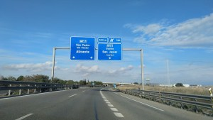 The Difference Between Autopistas and Autovías