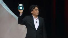 Iwata con 3DS