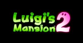 Logo de Luigi's Mansion 2