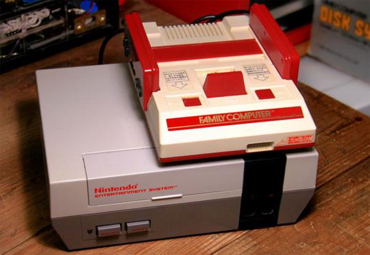 Ligeras diferencias entre Famicom y NES